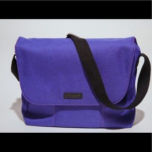 Timbuk2 Padded Messenger Bag Blue